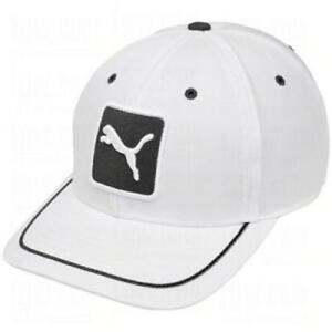 NWT Puma Youth /Juniors Cat Patch Relaxed Fit Cap / Hat -OSFA