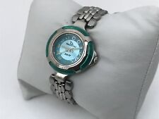 FreeStyle Ladies Watch Silver Tone WR 330FT Designed in CA USA Japan Movement