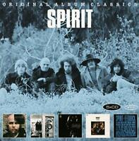 Spirit - Original Album Classics (NEW 5CD)
