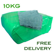 10Kg Lint Free Hospital Scrub Wipers Mechanics Cleaning Wiping Industrial Cloths