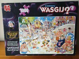 Wasgij jigsaw 1000 piece No. 8