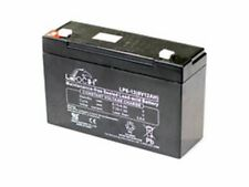 REPLACEMENT BATTERY FOR MULE 12LX2 6V
