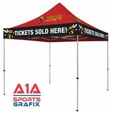 10X10 Custom Logo Art Printed Pop Up Outdoor Canopy Party Trade Show Gazebo Tent