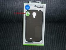 NEW BELKIN SAMSUNG GALAXY S4 Grip Sheer Matte Phone Case Semi Flexible Plastic