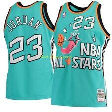 MICHAEL JORDAN Chicago BULLS 1996 East ALL STAR Authentic MITCHELL & NESS Jersey