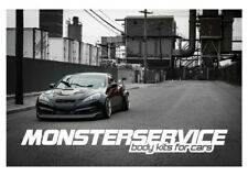 "Bodykit ""Monsterservice"" V2 for Hyundai Genesis Coupe 2009-2015"