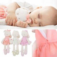 Cute Rabbit Doll Baby Soft Plush Toys For Children Bunny Sleeping Doll