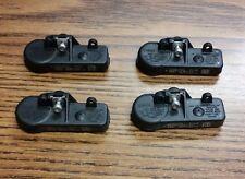 One Set (4) Genuine Ford Motorcraft Tire Pressure Sensors TPMS DE8T-1A180-AA
