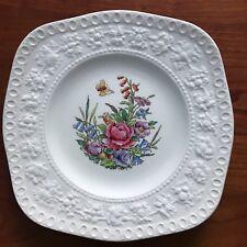 Square Wellesley Wedgwood Tintern Plate