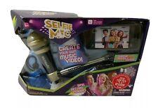 Selfie Mic Selfie Stick Microphone Sing Record Share Fun Teens Kids Parties New