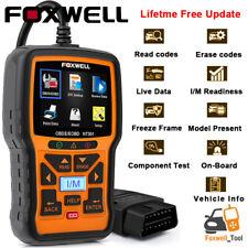 Foxwell NT301 Check Engine Light OBD2 full function tester Code Reader Scanner