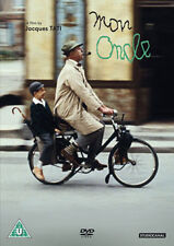 DVD:MON ONCLE - NEW Region 2 UK