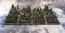 Warhammer Fantasy Metal Dwarf Dwarves GW OOP Painted ARMY AOS