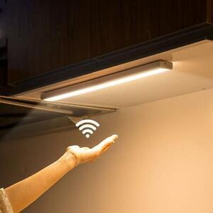 LED Motion Sensor Night Light DC5V Portable Wall Lamp USB Charge 2W-6W Wireless