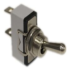 SINGLE POLE ON / OFF POWER TOGGLE LEVER HANDLE SWITCH 1 POLE 15A RATED 230V