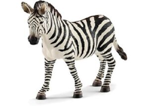Schleich Wildlife Model - 14810 Zebra Female