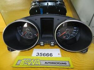 Tacho    VW Golf VI 1,4    VDO A2C5 3219792         Nr.35666