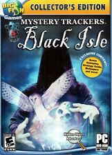 Mystery Trackers Black Isle PC Game Window 10 8 7 XP Computer hidden object seek