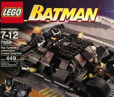 LEGO 7888 BATMAN The Tumbler :  Joker's Ice Cream Surprise 449 pcs NISB (2008)