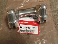 Honda Mini Trail Z50 JZ New Handle Bar Holder OEM Rare Vintage 53131-165-640