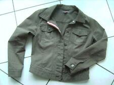 Damen Jacke Jeans Jacke braun S.Oliver Gr. 36 wie neu 9b6fa6010f