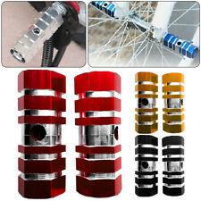 AG_ Aluminium Alloy Bicycle Cylinder Pedal Axle Footrests Lever Balance Bar Delu