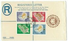Ghana - Rare First Day Registered Letter - African Conference - Only 100 Exist