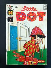 LITTLE DOT #115 HARVEY COMICS 1968 VG+