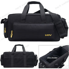 Sony HDV H1500c 1000C Camcorder Shoulder Bag Handbag Padded Bag 52*25*21cm New