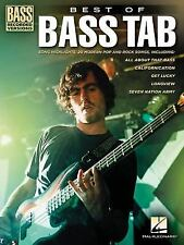 Best of Bass Tab (2015, Paperback)