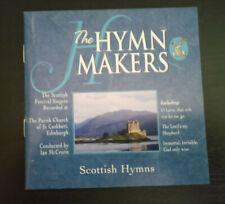 CD ALBUM - THE HYMN MAKERS - SCOTTISH HYMNS
