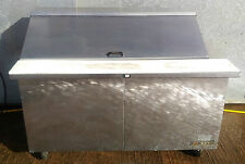 TRUE REFRIGERATED DELI SANDWICH SERVING COUNTER SPARES OR REPAIRS