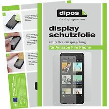 6x dipos Amazon Fire Phone screen protector protection guard anti glare