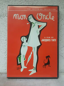 Mon Oncle DVD Criterion Collection - 1958 Jacques Tati / Jean-Pierre Zola Movie