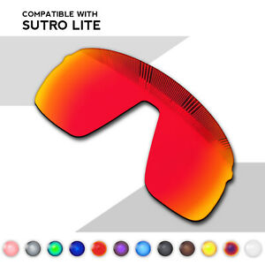 Wholesale POLARIZED Replacement Lenses for-Oakley Sutro Lite OO9463 Sunglasses