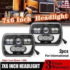 LED Headlights For International Harvester 5900 5600i 9200 9400i 9900I 7300 8200