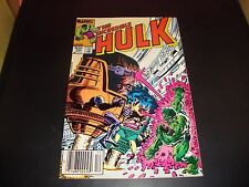 The Incredible Hulk 290 Marvel Comic Book 1983 NM Condition (8.5) HIGH GRADE