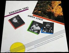 KINGSTON TRIO ~ ASPEN GOLD ~ 1981 SEALED LP ~ CBS SPECIAL PRODUCTS