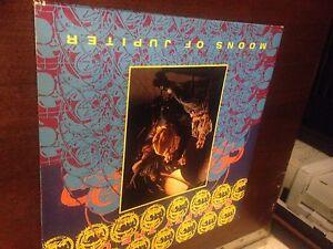 SNUFFY THE CAT Moons Of Jupiter 1988 Relativity Records VINYL