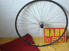 REAR WHEEL CAMPAGNOLO CASSETTE SLIGHT USED 8sp   .  COLLECT ONLY . HAND-BUILT .
