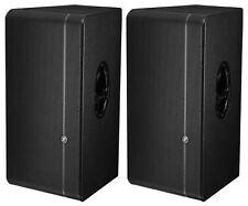 "2)  New Mackie HD1531 15"" Powered Active 3-Way 3600 Watt Speakers HD 1531"