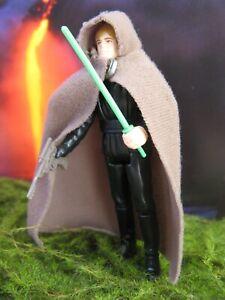 SNAP CAPE COMPLETE ORIGINAL vintage Luke Jedi Knight Kenner Star Wars figure