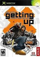 Marc Ecko's Getting Up Original XBOX Game Used