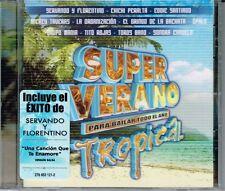 Super Verano tropical Para Bailar   NEW  FACTORY SEALED  (PROMOTION CD)