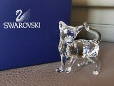 Swarovski décoration figurine grand chat Cat mother 861914