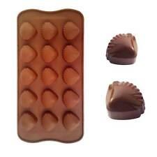 Cute Seashell Sea Clam Shell Silicone Cake  Chocolate Fondant Mold Soap mould
