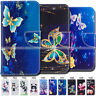 Fashion Cover Flip Stand PU Leather Card Wallet Case For Samsung Galaxy J5(2016)