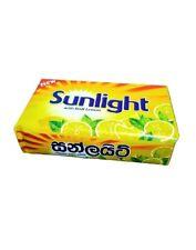 Jabón de barra de lavandería Fresh limón natural de lavado de ropa de buena calidad la luz del sol