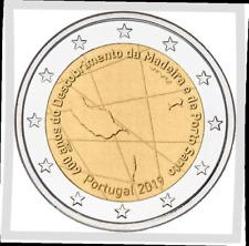 2 EURO *** Portugal 2019 *** 600 jaar/ans   Madeira *** Portugal 2019 *** !!!