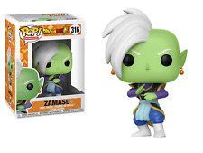 "DRAGON BALL SUPER ZAMASU 3.75"" POP VINYL FIGURE FUNKO 316 UK SELLER"